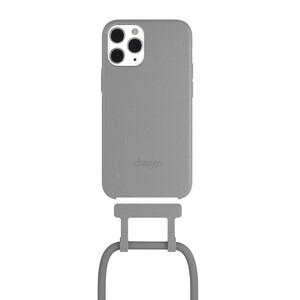Купить Чехол Woodcessories Necklace Bio AM Cool Grey для iPhone 12 | 12 Pro