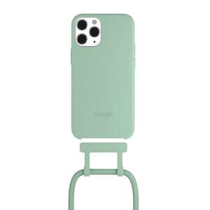 Купить Чехол Woodcessories Necklace Bio AM Mint Green для iPhone 12 | 12 Pro