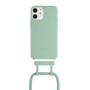 Купить Чехол Woodcessories Necklace Bio AM Mint Green для iPhone 12 mini