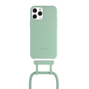 Купить Чехол Woodcessories Necklace Bio AM Mint Green для iPhone 12 Pro Max