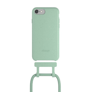 Купить Чехол Woodcessories Necklace Bio AM Mint Green для iPhone 6 | 6s | 7 | 8 | SE 2 (2020)
