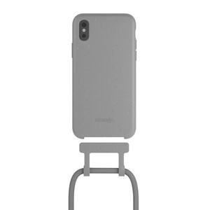 Купить Чехол Woodcessories Necklace Bio AM Cool Grey для iPhone XS