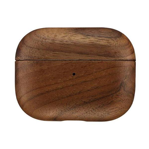 Деревянный чехол Woodcessories AirPod Case Wood Walnut для AirPods Pro