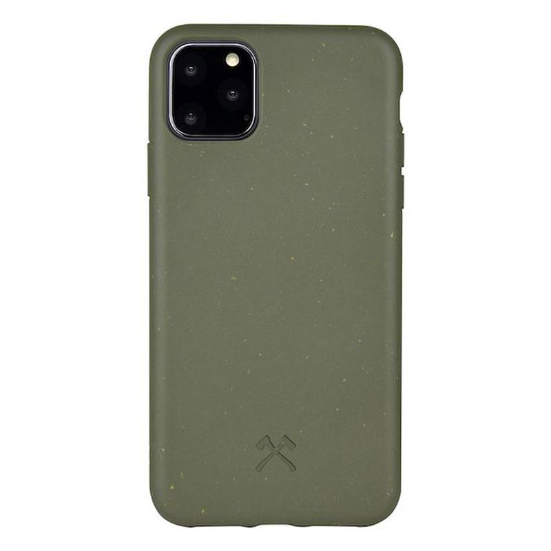 Купить Эко-чехол Woodcessories Bio Case Khaki Green для iPhone 11 Pro