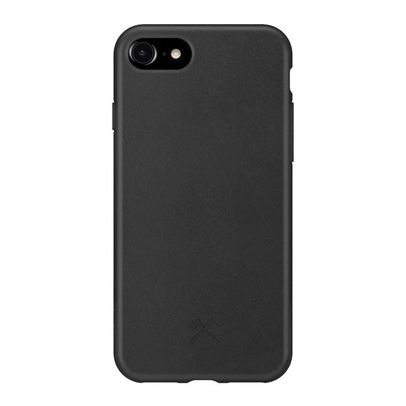 Эко-чехол Woodcessories Bio Case Midnight Black для iPhone 7   8   SE 2020
