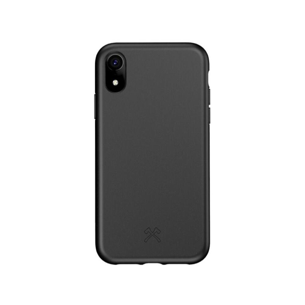 Эко-чехол Woodcessories Bio Case Midnight Black для iPhone XR