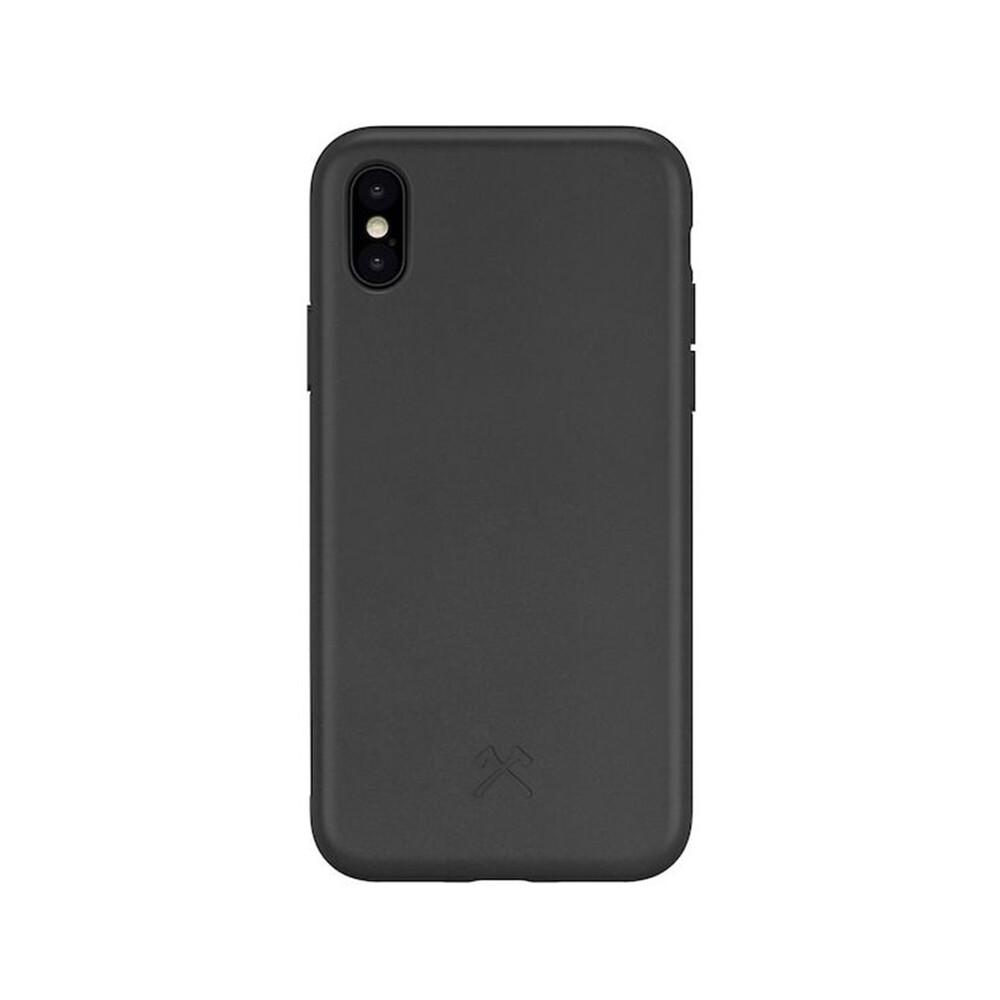 Эко-чехол Woodcessories Bio Case Midnight Black для iPhone XS Max