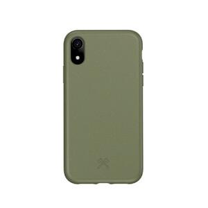 Купить Эко-чехол Woodcessories Bio Case Khaki Green для iPhone XR