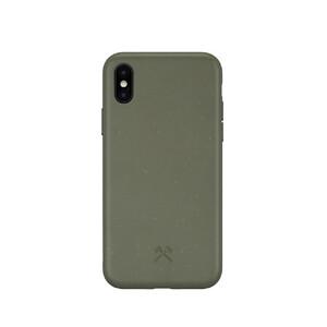Купить Эко-чехол Woodcessories Bio Case Khaki Green для iPhone X | XS