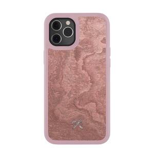 Купить Противоударный чехол Woodcessories Bumper Case Stone Canyon Red для iPhone 12 Pro Max