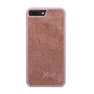 Купить Чехол из натурального камня Woodcessories Bumper Case Stone Canyon Red для iPhone 7 Plus | 8 Plus