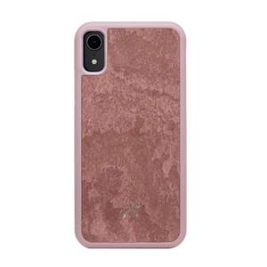 Купить Чехол из натурального камня Woodcessories Bumper Case Stone Canyon Red для iPhone XR