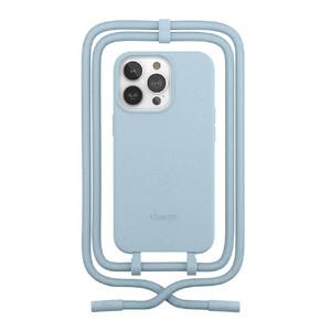 Купить Эко-чехол Woodcessories Crossbody Case Pastel Blue для iPhone 13 Pro