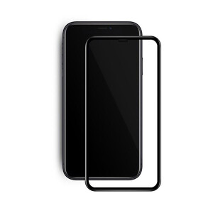 Купить Защитное стекло Woodcessories Curved Tempered Glass 3D для iPhone 12 mini