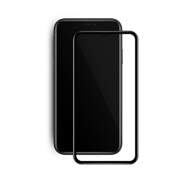 Защитное стекло Woodcessories Curved Tempered Glass 3D для iPhone 12 mini