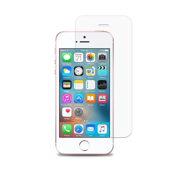 Защитное стекло Woodcessories PanzerGlas 2.5D для iPhone SE | 5S | 5 | 5C