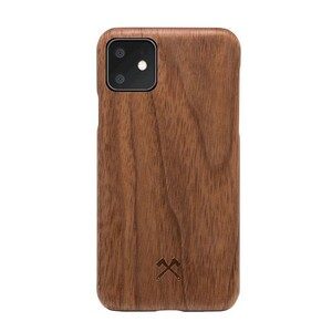 Купить Деревянный чехол Woodcessories Slim Case Walnut для iPhone 11