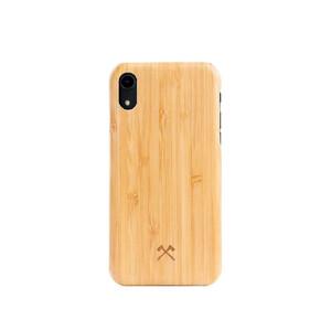 Купить Деревянный чехол Woodcessories Ultra Slim Case Bamboo для iPhone XR
