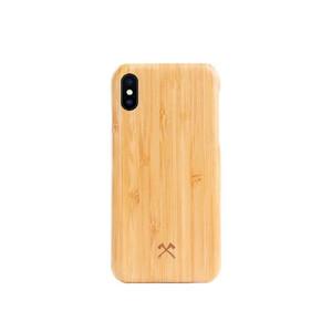 Купить Деревянный чехол Woodcessories Ultra Slim Case Bamboo для iPhone X | XS