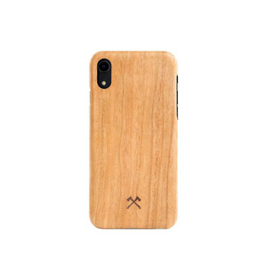Купить Деревянный чехол Woodcessories Ultra Slim Case Cherry для iPhone XR