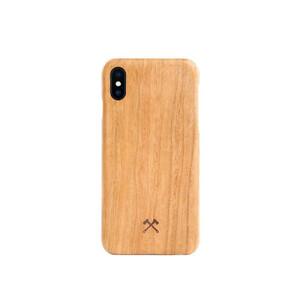Купить Деревянный чехол Woodcessories Ultra Slim Case Cherry для iPhone X | XS