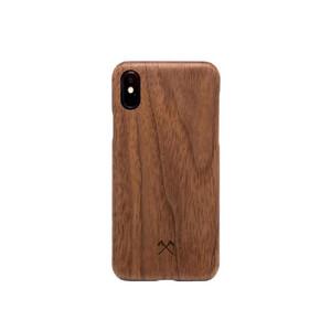Купить Деревянный чехол Woodcessories Ultra Slim Case Walnut для iPhone X | XS
