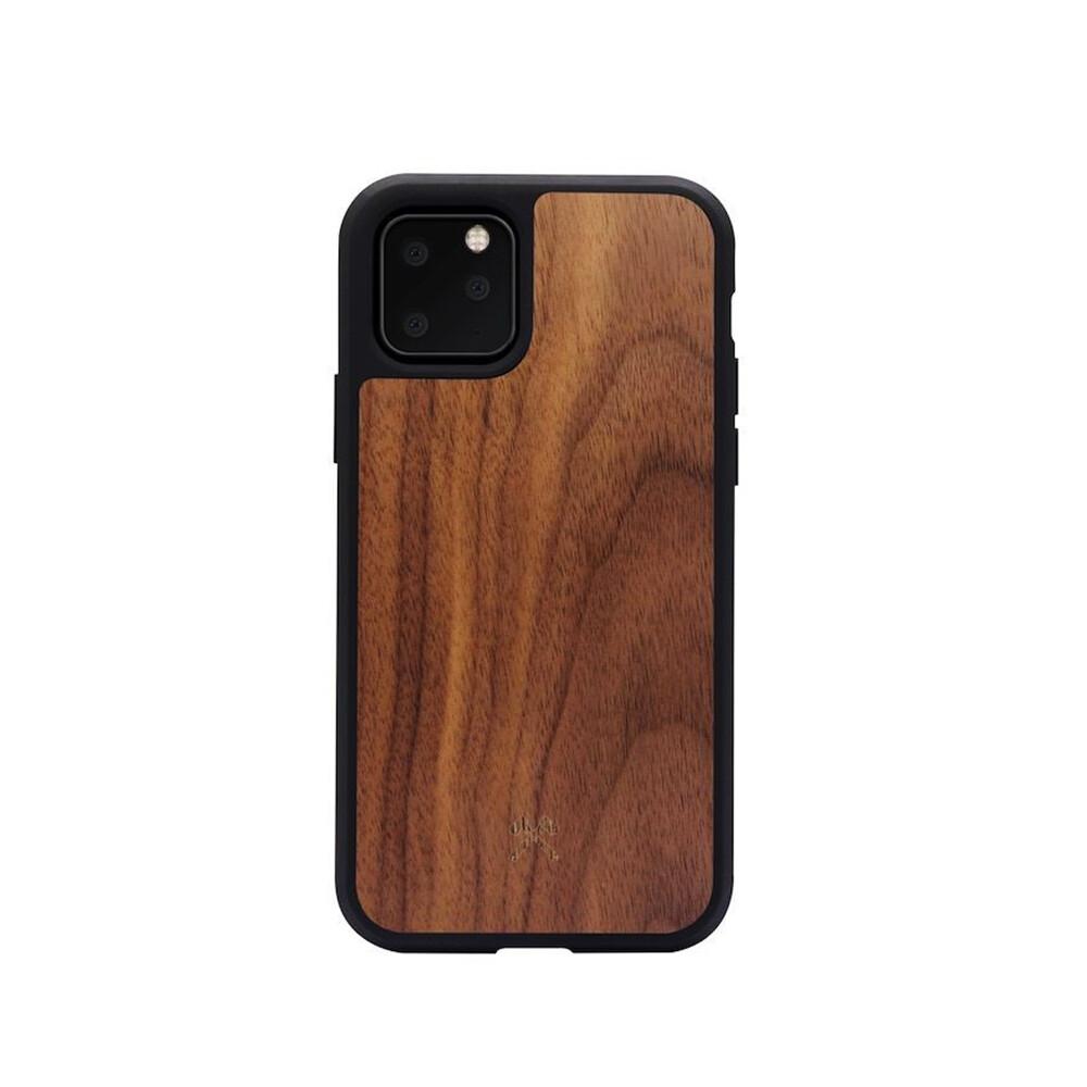 Деревянный чехол Woodcessories Wooden Bumper Case для iPhone 11 Pro Max