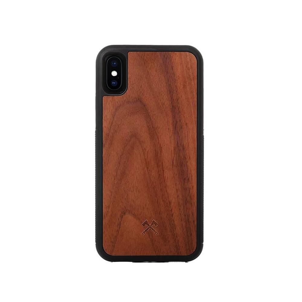 Деревянный чехол Woodcessories Wooden Bumper Case для iPhone X   XS