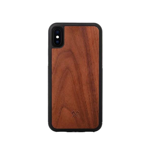 Деревянный чехол Woodcessories Wooden Bumper Case для iPhone X | XS