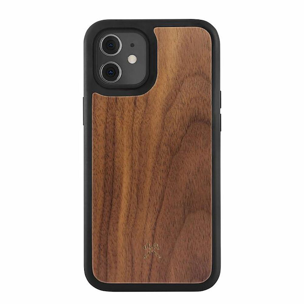 Деревянный чехол Woodcessories Wooden Bumper для iPhone 12 mini