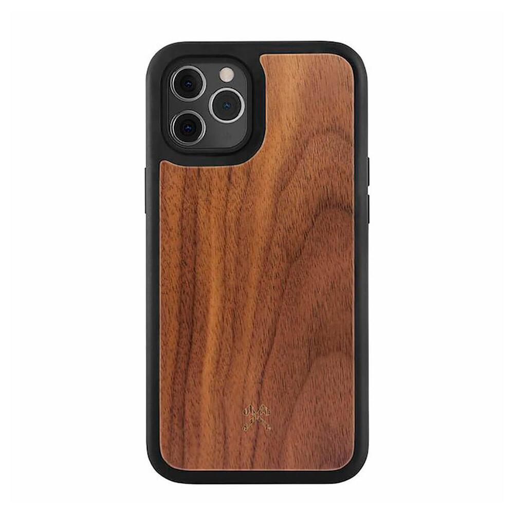 Деревянный чехол Woodcessories Wooden Bumper для iPhone 12 Pro Max
