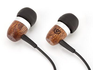 Наушники GRIFFIN WoodTones Earbuds