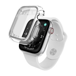 Купить Чехол X-Doria Defense 360° Transparent для Apple Watch 40mm Series 5/4
