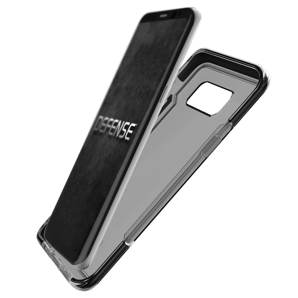 Купить Противоударный чехол X-Doria Defense Clear Black для Samsung Galaxy S8 Plus