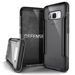 Купить Противоударный чехол X-Doria Defense Clear Black для Samsung Galaxy S8