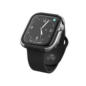 Купить Противоударный чехол X-Doria Defense Edge Silver для Apple Watch 44mm Series 5/4