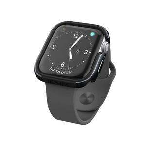 Купить Противоударный чехол X-Doria Defense Edge Black для Apple Watch 44mm Series 5/4