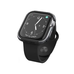 Купить Противоударный чехол X-Doria Defense Edge Charcoal для Apple Watch 44mm Series 5/4