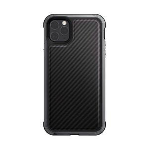 Купить Противоударный чехол X-Doria Defense LUX Black Carbon для iPhone 11 Pro