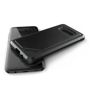 Купить Противоударный чехол X-Doria Defense Lux Black Carbon для Samsung Galaxy S8 Plus