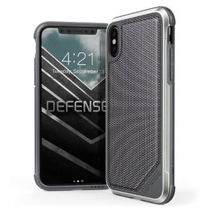 Купить Противоударный чехол X-Doria Defense Lux Ballistic Nylon для iPhone X/XS