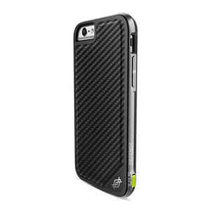 Купить Чехол X-Doria Defense Lux Black Carbon для iPhone 6/6s
