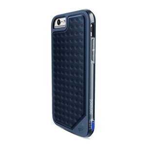 Купить Чехол X-Doria Defense Lux Blue Impression для iPhone 6/6s