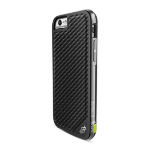Купить Чехол X-Doria Defense Lux Black Carbon для iPhone 6/6s Plus