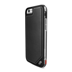 Купить Чехол X-Doria Defense Lux Black Leather для iPhone 6/6s Plus