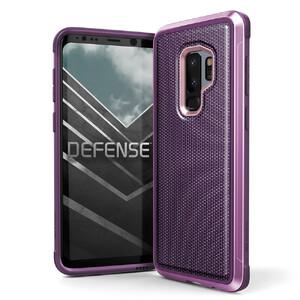 Купить Противоударный чехол X-Doria Defense Lux Purple Ballistic Nylon для Samsung Galaxy S9 Plus