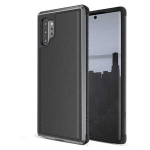 Купить Противоударный чехол X-Doria Defense LUX Black для Samsung Note 10+, Цена 799 грн
