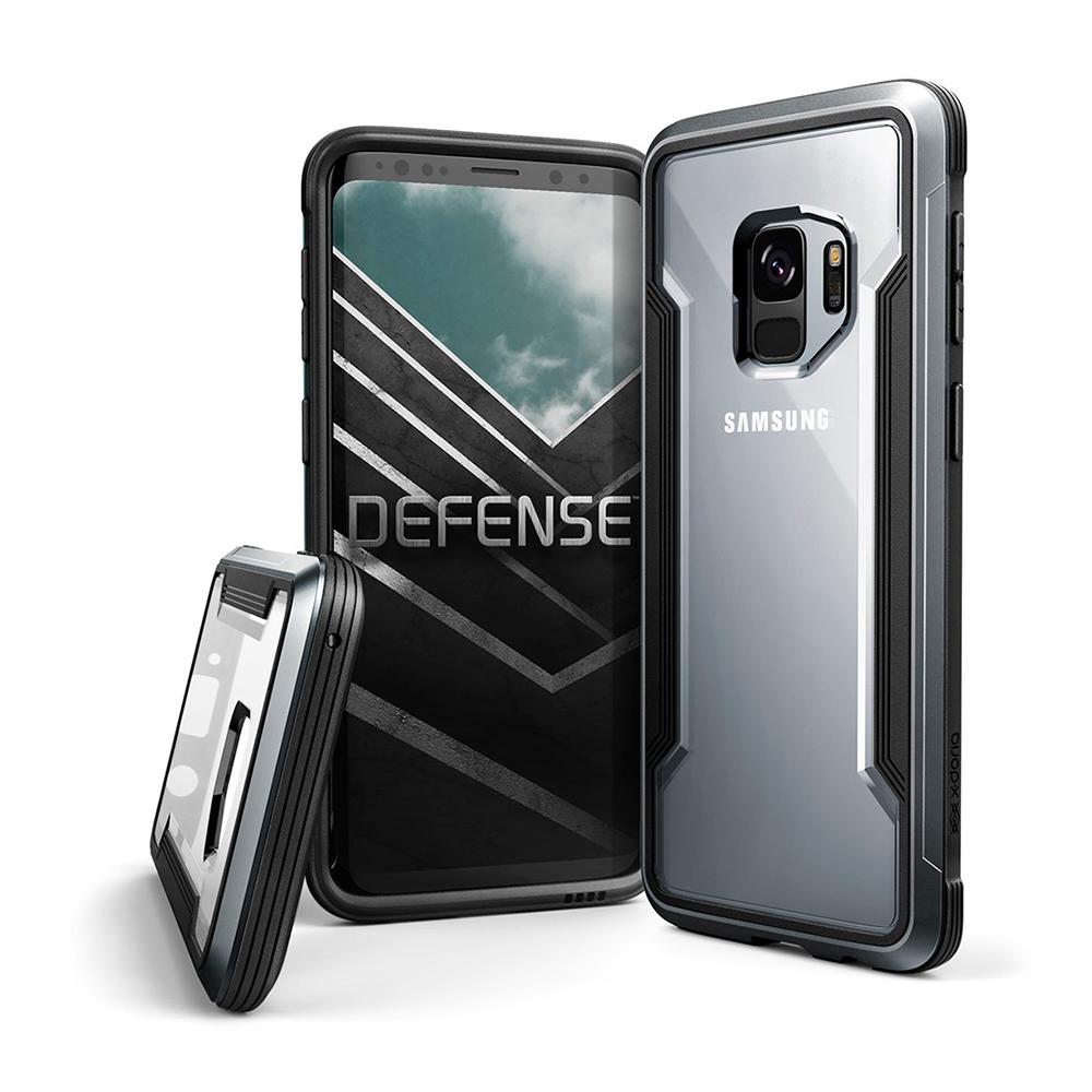 Купить Противоударный чехол X-Doria Defense Shield Black для Samsung Galaxy S9