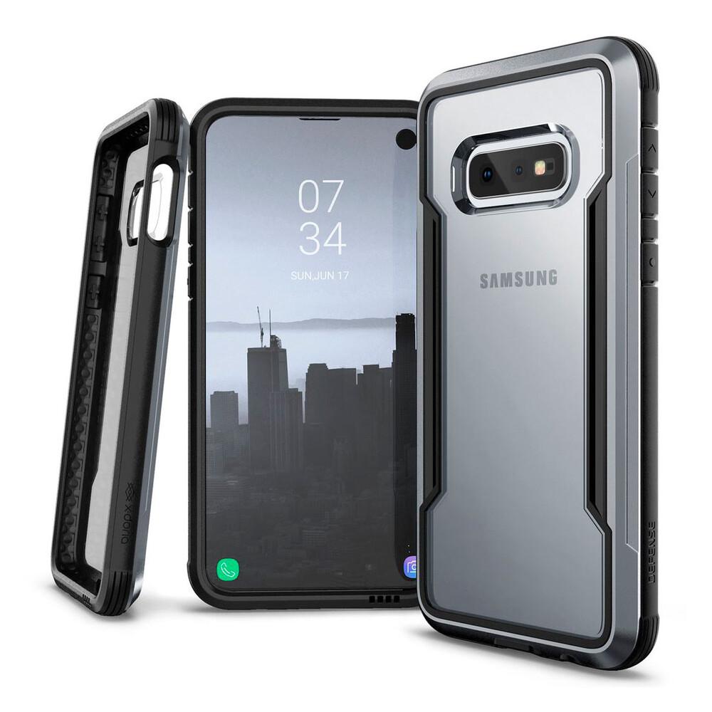 Противоударный чехол X-Doria Defense Shield Black для Samsung Galaxy S10e