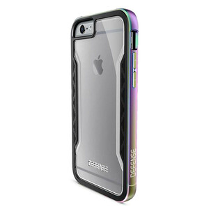 Купить Чехол X-Doria Defense Shield Iridescent для iPhone 6/6s